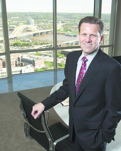 Claude Davis is CEO of First Financial Bancorp.