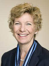 Susan Desmond-Hellmann is a director for Procter & Gamble Co.
