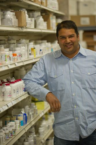 CEO Lalit Dhadphale is a co-founder of HealthWarehouse.com, which went public through a reverse merger in 2009.