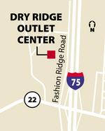 Dry Ridge Outlet Center to be rebranded
