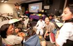 Startup keeps kids occupied while adults enjoy event