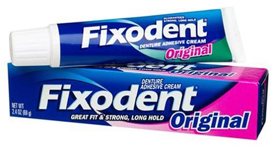 A group of consumers claimed that Procter & Gamble Co.'s Fixodent denture cream caused them neurological damage.