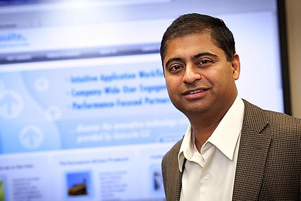 R. Mukund heads up Mason-based Gensuite LLC, which also has offices in Bangalore, India, and Shanghai, China.
