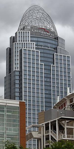 Great American Tower at Queen City Square opened in 2011, but local sales and leasing didn't take off in the region.