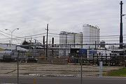 Ineos ABS (USA) Corp., 356 Three Rivers Parkway, Addyston 45001 Total TRI releases over four years:  764,440.70 pounds The Ineos plastics plant in Addyston settled an EPA pollution lawsuit in 2009. It can point to improvements since then. Total releases of TRI chemicals fell 16 percent from 2007 to 2010, while fugitive air emissions (not from smokestacks) fell 37 percent.