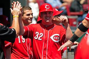 Cincinnati Reds, TV ratings