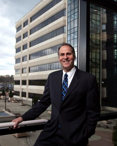Cincinnati Financial Corp. CEO Steve Johnston