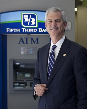 Kevin Kabat, CEO of Fifth Third, said the bank's focus on innovation is a nod to its past.