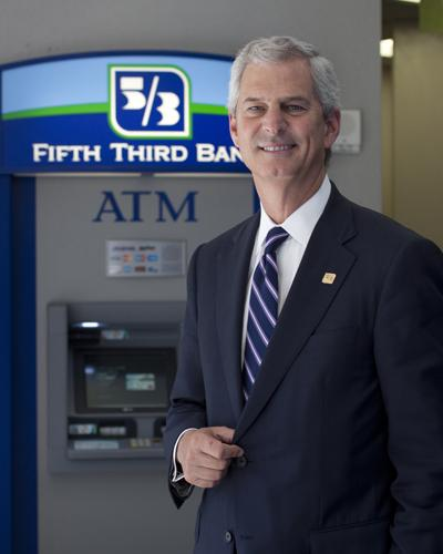 Kevin Kabat, CEO of Fifth Third, said the comany generated the second-highest level of net income in its history.