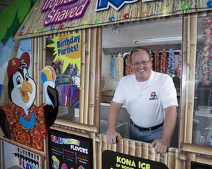 Tony Lamb, Kona Ice