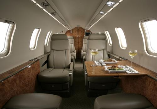 Flying on the jet with the boss? Here are some tips.
