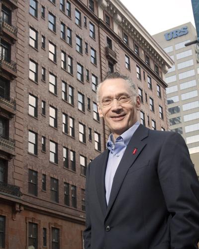 Gerry Link moved from Washington state to Cincinnati this month to prepare for the opening of 21c Cincinnati. The boutique hotel, museum and restaurant is scheduled to open later this year after renovations to the former Metropole Hotel are completed. Link, 53, was born in Detroit, grew up in Arizona and started in the hospitality business as a teenager. He graduated from the Harrah Hotel College at the University of Nevada, Las Vegas. He and his wife live downtown.