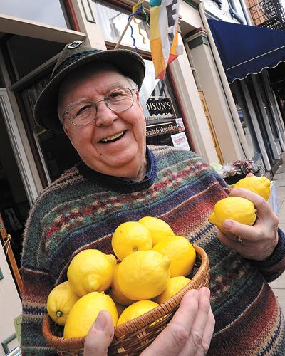 "After the 2001 riots, when Bryan Madison reopened his food shop, he handed out 40 cases of lemons. ""You make lemonade,"" he said."