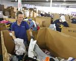 Matthew 25: Ministries takes firms' unwanted goods