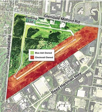 The land sale is an important part of the city of Cincinnati's financing strategy for the $110 million streetcar project.