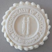 This cookie was designed for the governor of Kentucky.