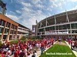 Cincinnati Reds enjoy strong sales thanks to last year's success