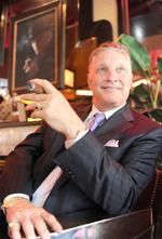 Jeff Ruby talks about the big plans to expand his restaurant empire