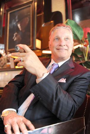 """I couldn't be any happier,"" said Jeff Ruby, who's been courted to reopen his Waterfront floating restaurant."