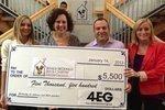 4EG give back to Ronald McDonald House