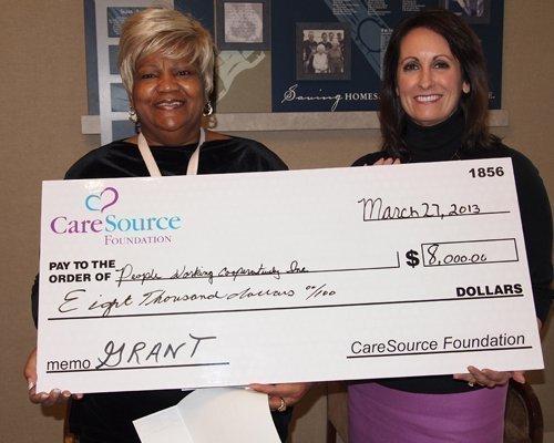 Courtesy of CareSource Foundation