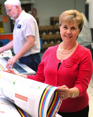 Multi-Craft President and CEO Debbie Simpson says, 'It's learning how to collaborate and bring people into that teamwork environment … And I think women are great at building those teams.'