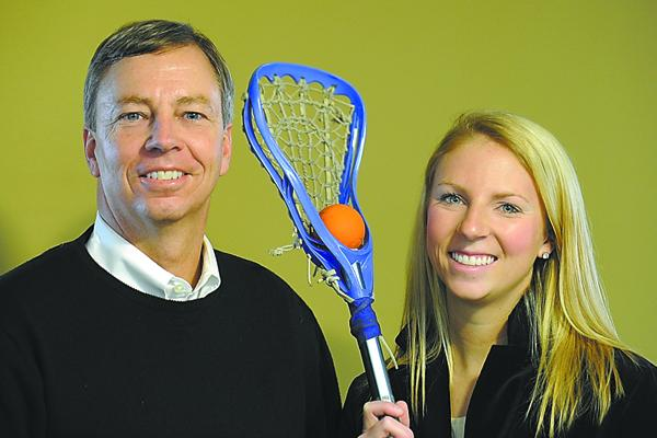 Visiting multiple websites to follow his daughter Alex's lacrosse standings led George Thurner III to develop a one-stop approach: Statzhub.