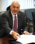 Cincinnati businessman <strong>George</strong> <strong>Strike</strong> dies