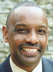 Cincinnati City Council member Cecil Thomas