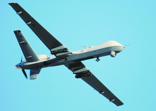 Local work in unmanned aerial systems has been growing.