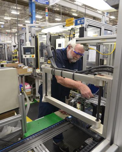 ZF Steering Systems in Florence is increasing production of its electric power steering units.