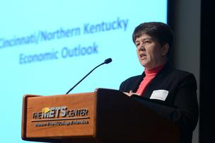 Janet Harrah, Northern Kentucky University, Center for Economic Analysis & Development