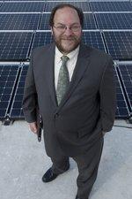 Falkin's environmental plan greening city coffer, too