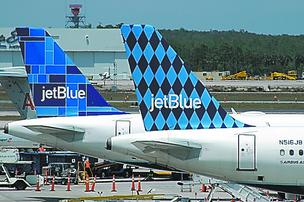 JetBlue Airways (Nasdaq: JBLU) has had eight straight months of increases in passenger traffic at Pittsburgh International Airport in September 2012.