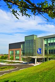 The Liberty Township campus of Cincinnati Children's Hospital Medical Center opened in August 2008.