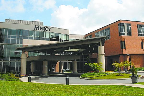 Mercy Clermont had the highest charity care percentage of any local hospital.