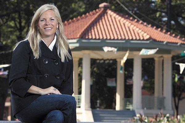 """I want a blockbuster hit,"" said Kristen Erwin, executive director of Cincinnati's film commission."