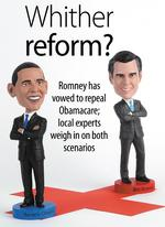 Romney has vowed to repeal Obamacare, but can he really do it?