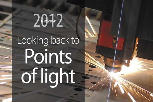 Manufacturing was one of Greater Cincinnati's bright spots in 2012.