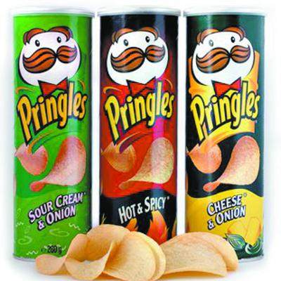 P&G has a new buyer for Pringles: Kellogg