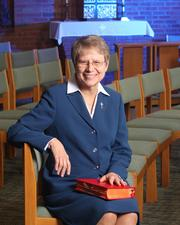 Thomas More College President Sister Margaret Stallmeyer
