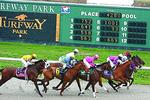 As Turfway shortens schedule, trainers make tracks