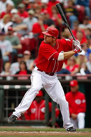 Joey Votto of the Cincinnati Reds