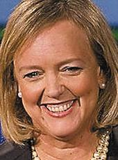 Meg Whitman is a director for   Procter & Gamble Co.