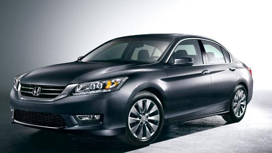 The Honda Accord tops LoJack's list of most stolen vehicles for the third year in a row.