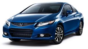 2013 Honda Civic EX L Coupe