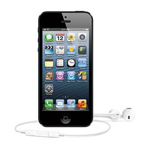 The iPhone 5 could show downsides of Sprint Nextel Corp.'s network, an analyst says.