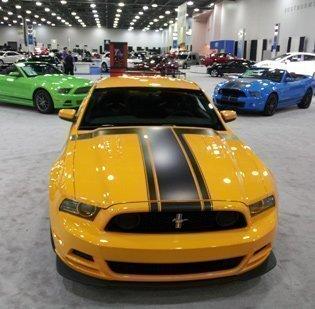 No. 1 Domestic car - FordTotal 2013 DFW registrations: 7,360