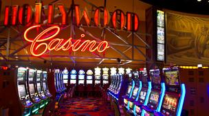 Gamblers showed a renewed interest in slots at Hollywood Casino Columbus in February.
