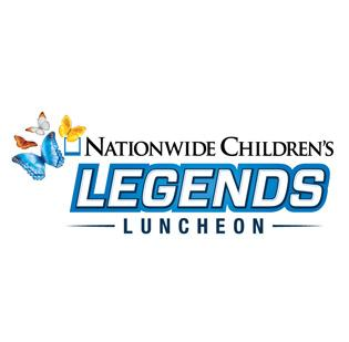 The Legends Luncheon is April 24.